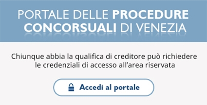 Portale delle procedure concorsuali di Venezia